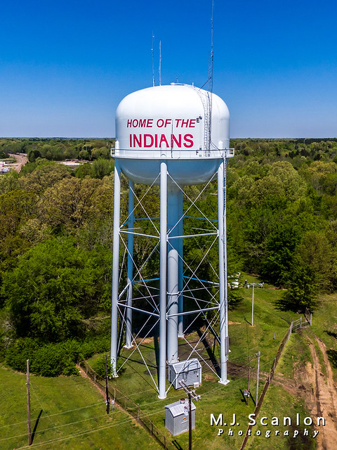 Water Tower   Byhalia, Mississippi