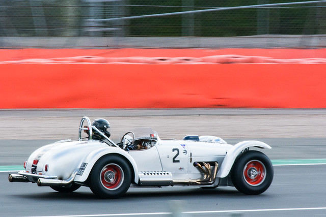Formula Vintage 2019 - Kurtis 500 S