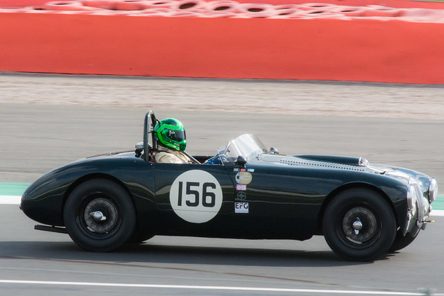 Formula Vintage 2019 - Frazer Nash Targa Florio