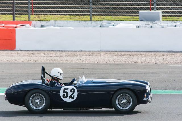 Formula Vintage 2019 - AC Ace Bristol