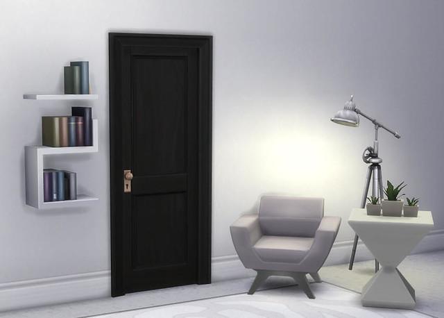 SimGuruLyndsay Mostra Nova Coloração Para Porta do The Sims 4 Base