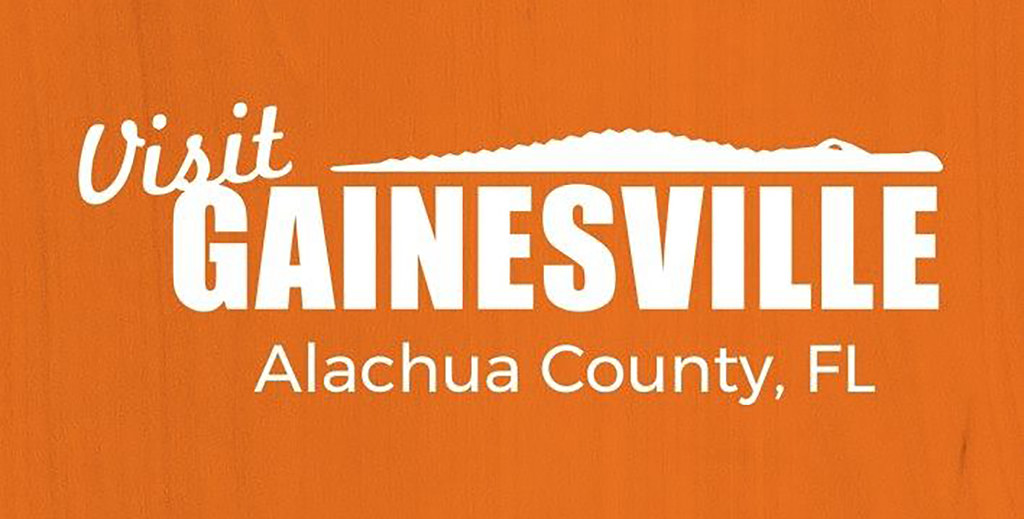 Visit Gainesville and Alachua County logo