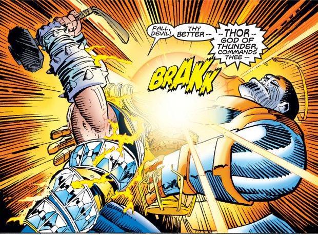 《終局之戰》落下帷幕,瘋狂泰坦消亡! 在漫畫原作中超級英雄們如何打敗「薩諾斯」? 各種狀況大盤點!