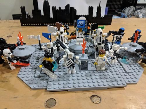 The Last Battle of New York - prologue | by Ninja_Bait