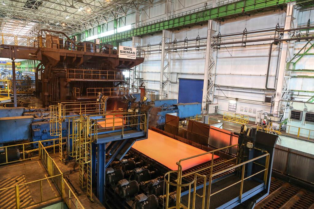 Великие заводы России: Выксунский металлургический завод