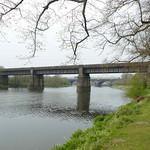 Preston - River Ribble [East Lancashire Viaduct] 190416