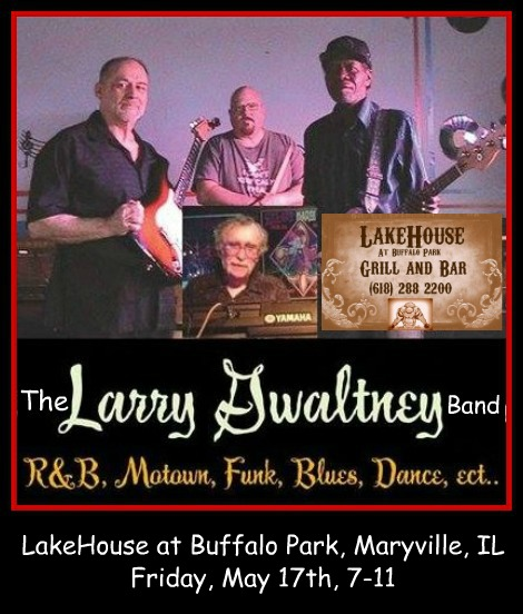 Larry Gwaltney 5-17-19