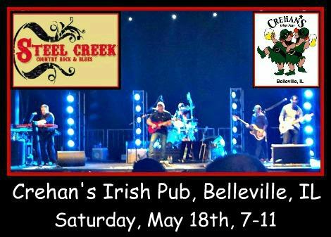 Steel Creek Band 5-18-19