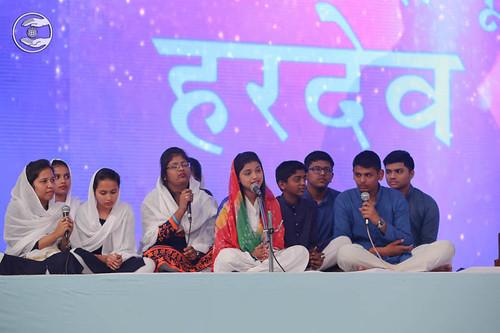 Devotional song by Rakshita Dasgaonkar and Saathi from Mahad MH