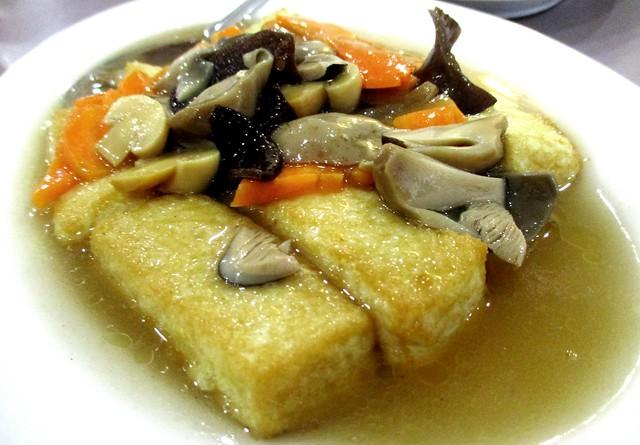 Own-made tofu