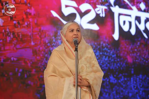 Member Executive Committee Mohini Ahuja Ji from Hyderabad TS