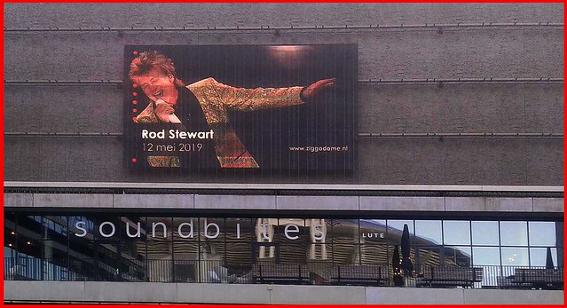 Rod Stewart in Amsterdam !