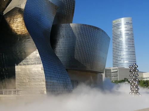 El Guggenheim azul...