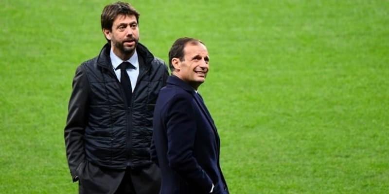 Klub Juventus Membahas Masa Depan Allegri di Bulan Juni