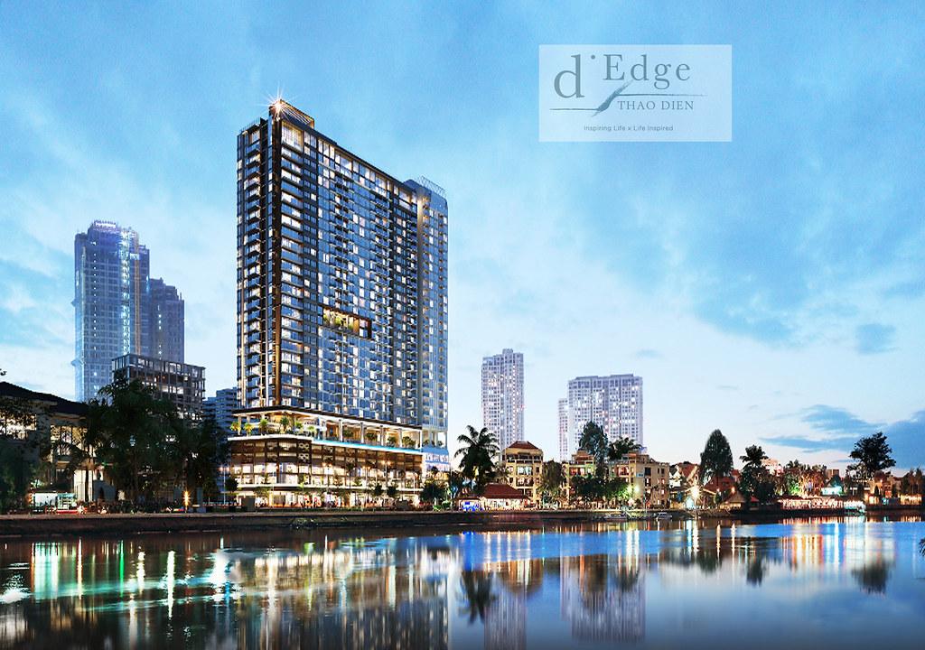 Tổng quan dự án căn hộ d'Edge Thảo Điền quận 2