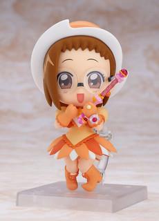 拍拍砰呸 噗哇噗哇噗!黏土人系列《小魔女DoReMi》「藤原羽月」!ねんどろいど 藤原はづき