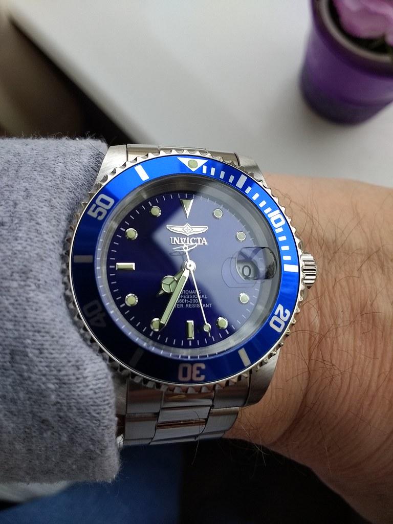 Invicta 9094OB Pro Diver  (NH35a)
