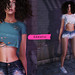 NEW RELEASE: ness - distressed top