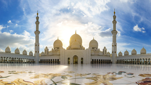 Sheikh Zayed Mosque | by Andrey Khrulev