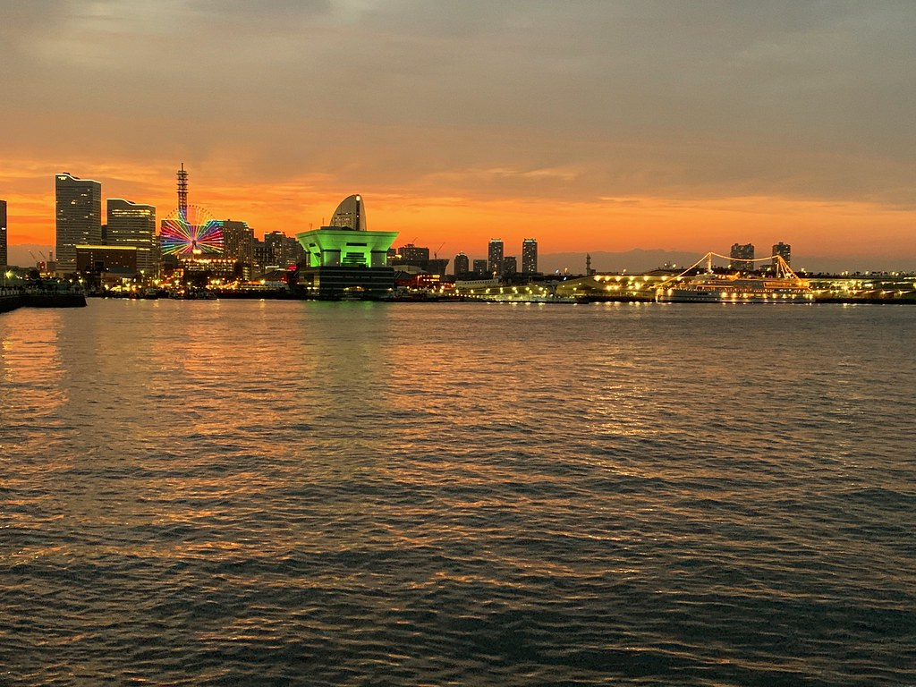 Yokohama Days Port Of Yokohama Junog007 Flickr
