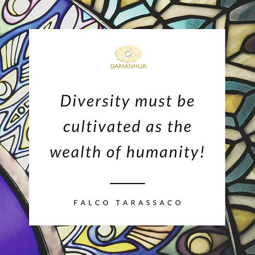 Wealth of humanity is diversity | by Damanhur, Federation of Communities