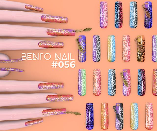 BENTO NAIL #056
