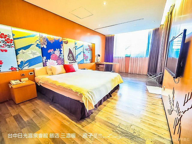 台中日光溫泉會館 飯店 三溫暖 11