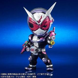 「祝賀!新一代的王誕生!」Q版擬真系列《假面騎士ZI-O》假面騎士ZI-O!デフォリアル 仮面ライダージオウ