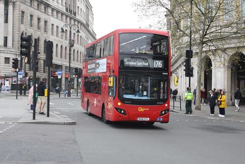 Go-Ahead London MHV3 BU16OYL