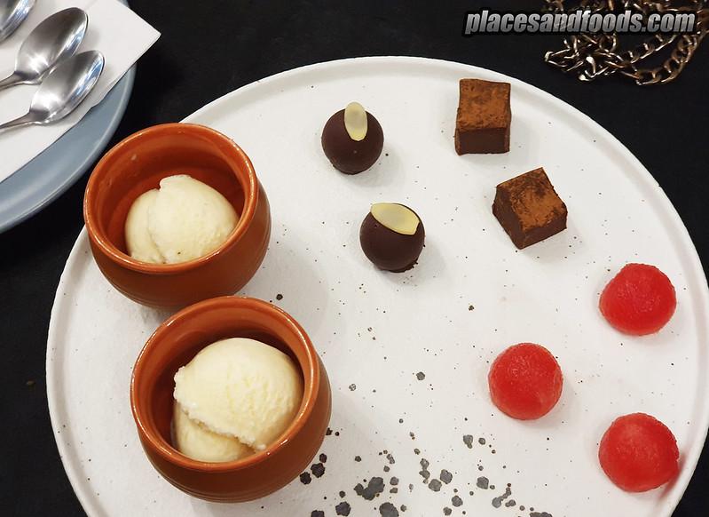 flour chocolat aux spices