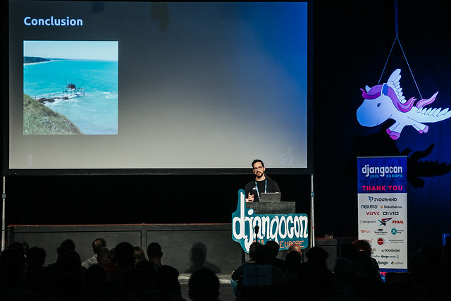 DjangoCon Europe 2019