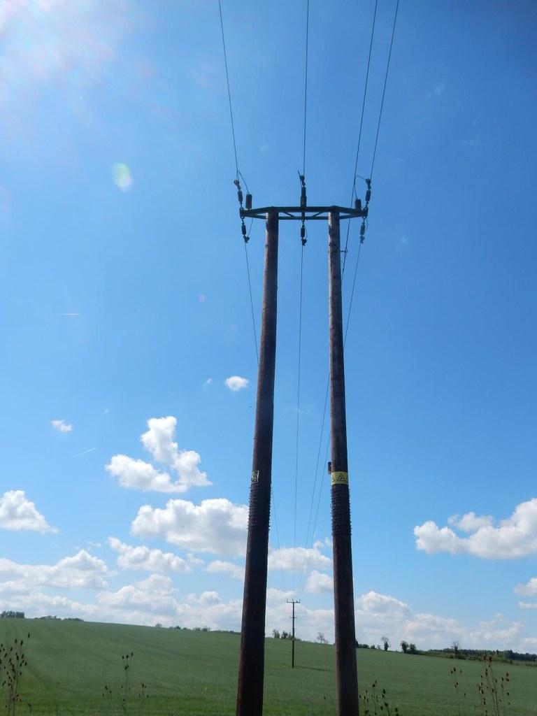 Pylons Baldock Circular