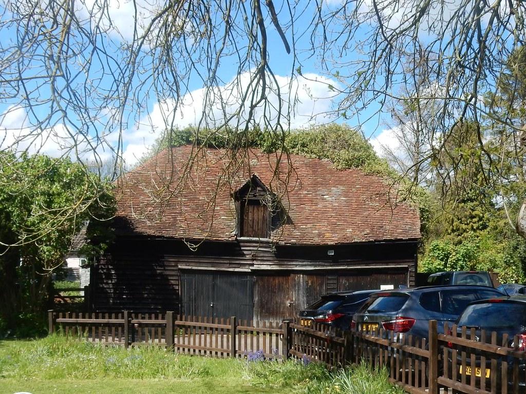 old barn, Ashwell Baldock Circular