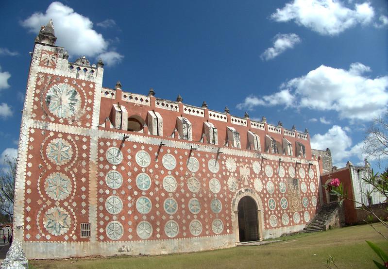 Uayma iglesia - Mexico
