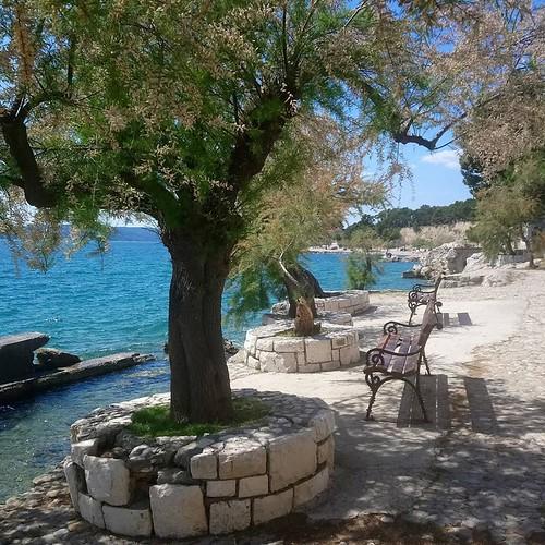Jezinac Beach Split Dalmatia Croatia