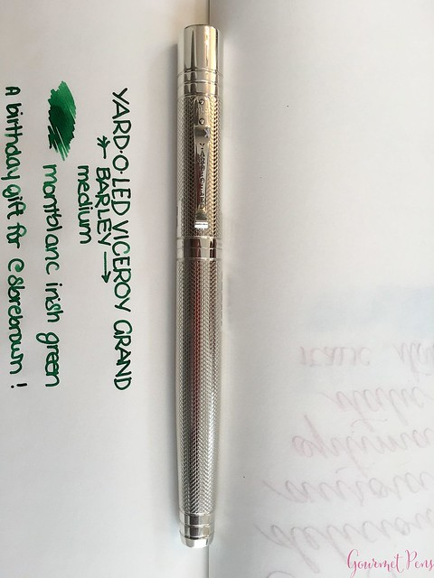 Yard-O-Led Viceroy Grand Barley Fountain Pen 41