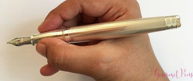 Yard-O-Led Viceroy Grand Barley Fountain Pen 16