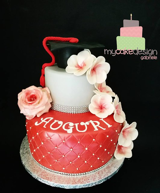 Graduation Cake by My Cake Design Gabriele