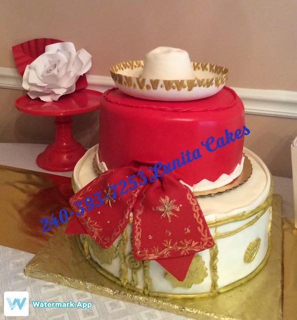 Cake by Lunita Cakes
