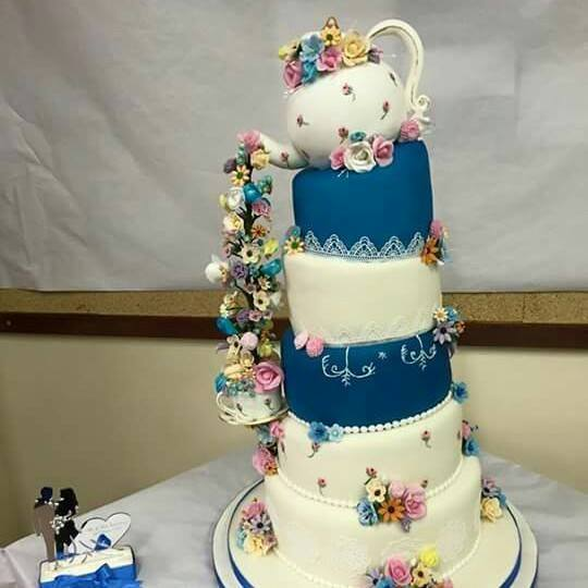 Cake by Angie's Cakes