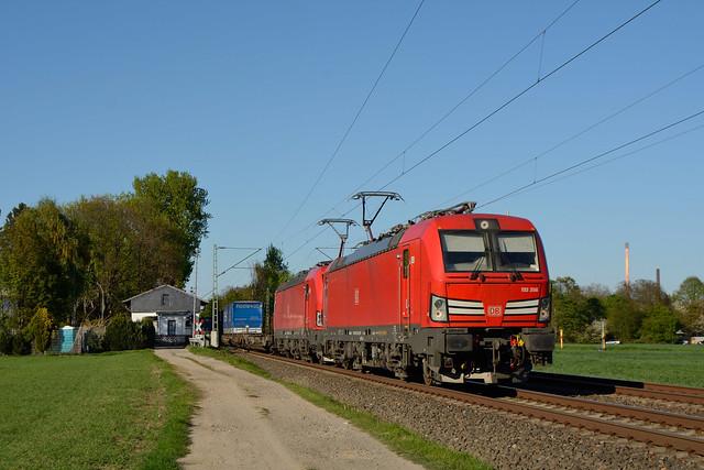 193 356+331 Frankfurt-Sindlingen