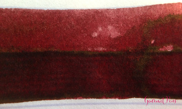 Cult Pens Diamine Deep Dark Red Ink 3