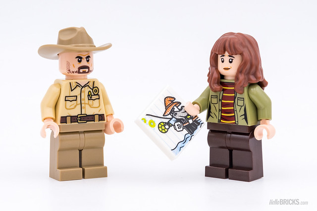 REVIEW LEGO 75810 Stranger Things 19