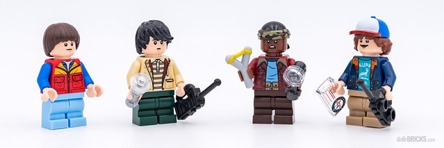 REVIEW LEGO 75810 Stranger Things 23
