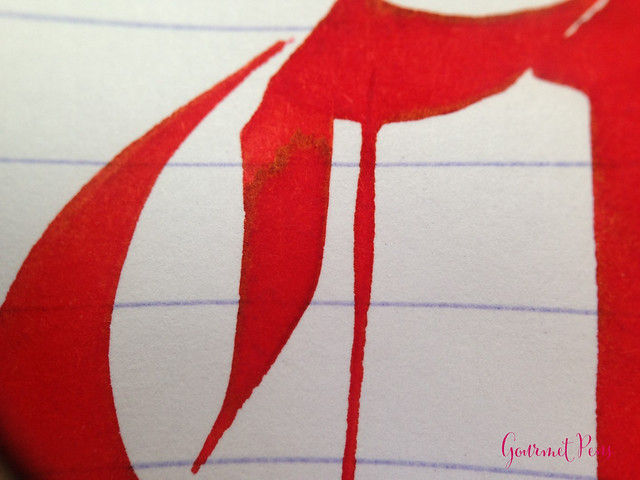 P.W Akkerman Chinatown Red Ink 8