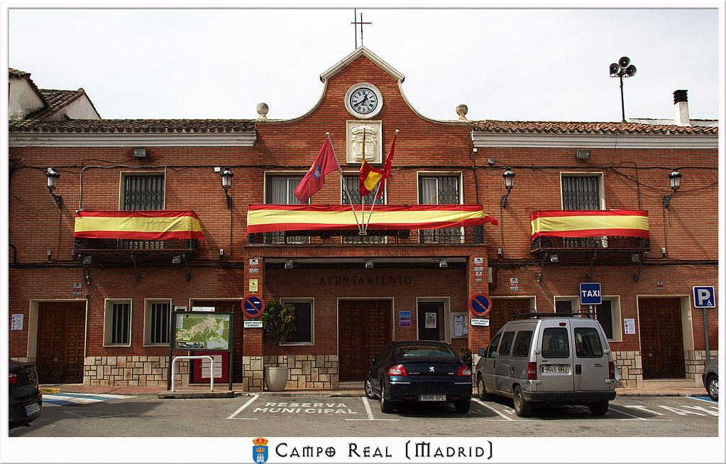 Ayuntamiento de Campo Real de Madrid