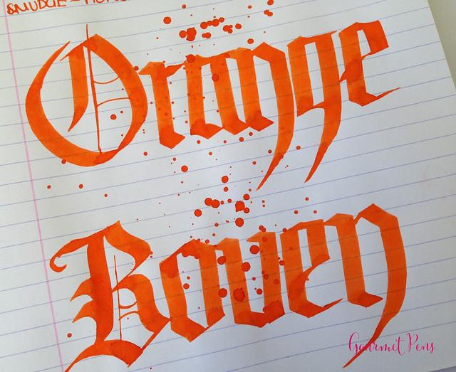 P.W Akkerman Oranje Boven Ink 7