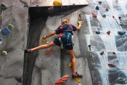 Rock Climbing 2019 Yr5&6 BOP