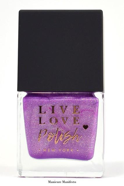 Live Love Polish Iris review