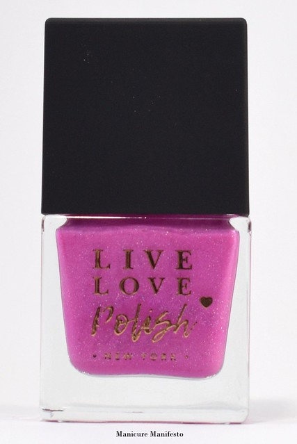 Live Love Polish Bloom review